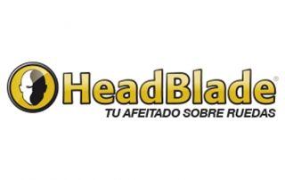 headblade, afeitado sobre ruedas
