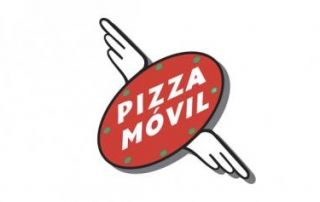 logo pizza movil