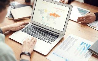 La internacionalización de las empresas mejora los beneficios de los negocios